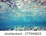 Water Surface Viewed From The...