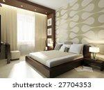 modern interior | Shutterstock . vector #27704353