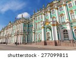 Winter Palace In Saint...