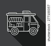 transportation vendor carts... | Shutterstock .eps vector #277100357