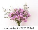 Statice Flower Bouquet  On...