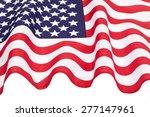 american flag | Shutterstock . vector #277147961