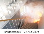 Emergency Exit   Fire In The...