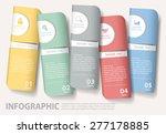 design clean banners template... | Shutterstock .eps vector #277178885