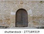 Church Door.