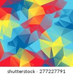 An Abstract Colorful Backgroun...