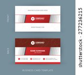 vector modern creative and... | Shutterstock .eps vector #277236215