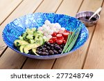 all you need to make delicious... | Shutterstock . vector #277248749