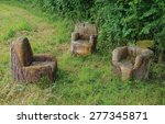 Children Furniture Carved From...