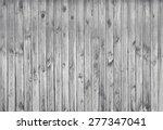 black and white wooden... | Shutterstock .eps vector #277347041