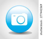 bubble icon design  vector... | Shutterstock .eps vector #277442369