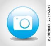 bubble icon design  vector... | Shutterstock .eps vector #277442369