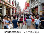 guangzhou china   may 2 2015 ... | Shutterstock . vector #277463111