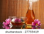 aromatic oils | Shutterstock . vector #27755419