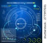web ui infographic elements....
