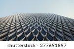 building facade in sunset | Shutterstock . vector #277691897