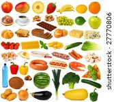 food collection | Shutterstock . vector #27770806