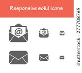 responsive solid post mail...