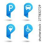 Parking Space Concept Set As...