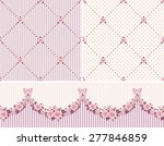 Seamless Horizontally Pattern...
