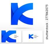 letter k logo icon design  ...