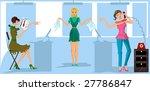 vector  one more version of...   Shutterstock .eps vector #27786847