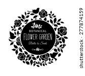 Rose Garden Bush Black...