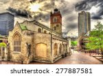 st giles without cripplegate...