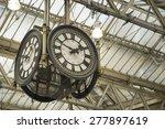 waterloo station  london.   may ...