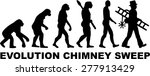 chimney sweeper evolution | Shutterstock .eps vector #277913429