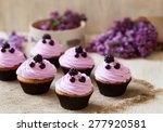 Homemade Cupcakes Traditional...