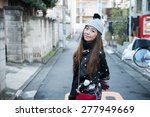 Thailand Girl In The Streets O...