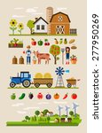 vector illustration of... | Shutterstock .eps vector #277950269