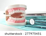 White Teeth And Dental...