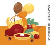 a vector illustration of a... | Shutterstock .eps vector #278042909