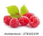 Fresh Organic Raspberries...