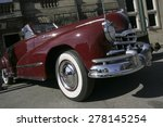 Classic American Buick Car At ...