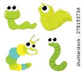 a cartoon vector illustration...   Shutterstock .eps vector #278193734