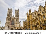 View Of Westminster Abbey In...