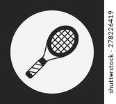 badminton icon | Shutterstock .eps vector #278226419