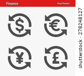 finance icons. professional ... | Shutterstock .eps vector #278248127