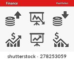 finance icons. professional ... | Shutterstock .eps vector #278253059