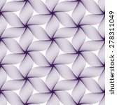 purple line graphic pattern... | Shutterstock .eps vector #278311049