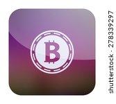 illustration of modern icon... | Shutterstock .eps vector #278339297