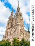basilica of our lady of lujan ... | Shutterstock . vector #278433734