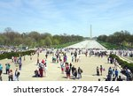 washington dc  u.s.a.   april... | Shutterstock . vector #278474564