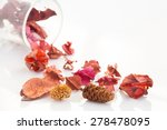 Fragrant Natural Potpourri Wit...