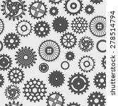 pattern seamless texture... | Shutterstock .eps vector #278514794