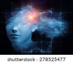 colorful mind series. backdrop... | Shutterstock . vector #278525477