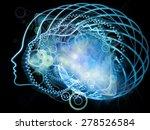profiles of destiny series.... | Shutterstock . vector #278526584